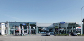 Showroom Ford Hasselt Motor De Schaetzen
